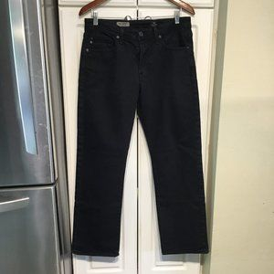 AG Adriano Goldschmied Protege Black Jeans